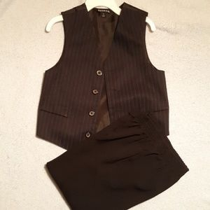 Vest  and pant